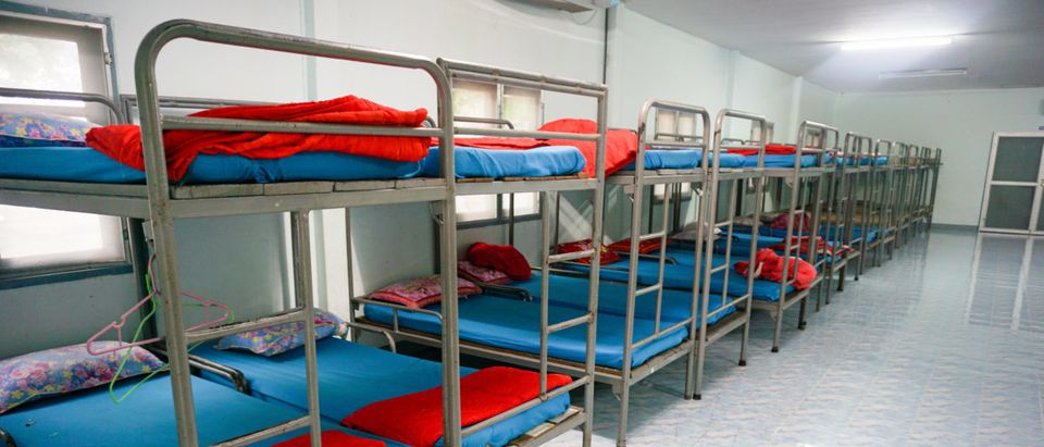 A Texas facility is looking to increase bedding for unaccompanied minors.