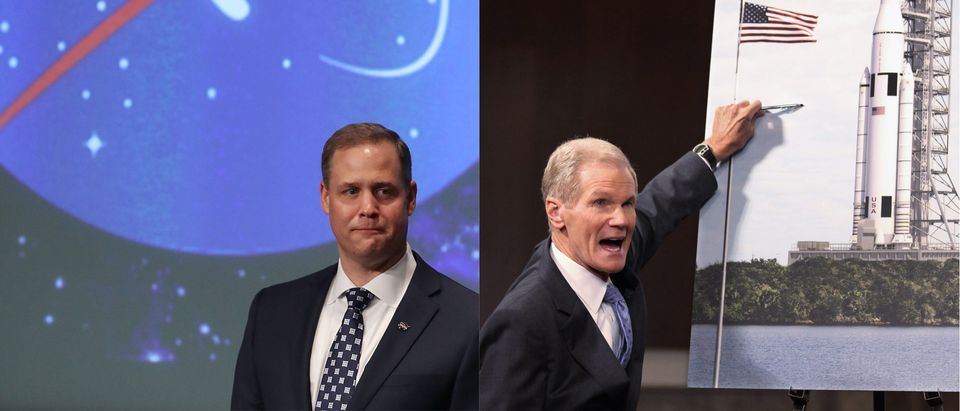 OPINION: How Sen. Bill Nelson Learned To Stop Worrying And Love This NASA Administrator/ Getty Images