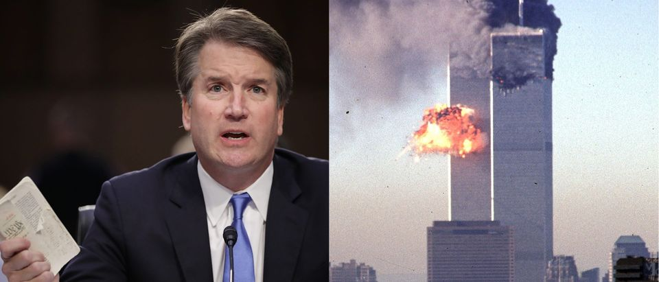 Kavanaugh's Post-9/11 Decisions Prove His Commitment To Rule Of Law/ Getty Images