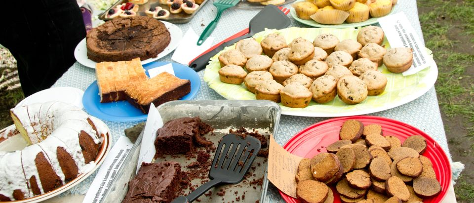 OPINION: Government Regulations Threaten PTA Bake Sales Across The Country/ Shutterstock, By