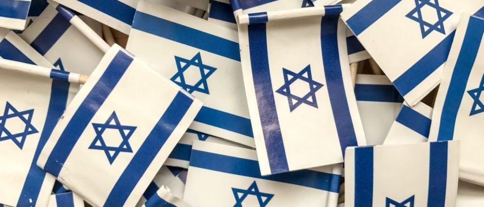 Jewish Flag shutterstock_523283134
