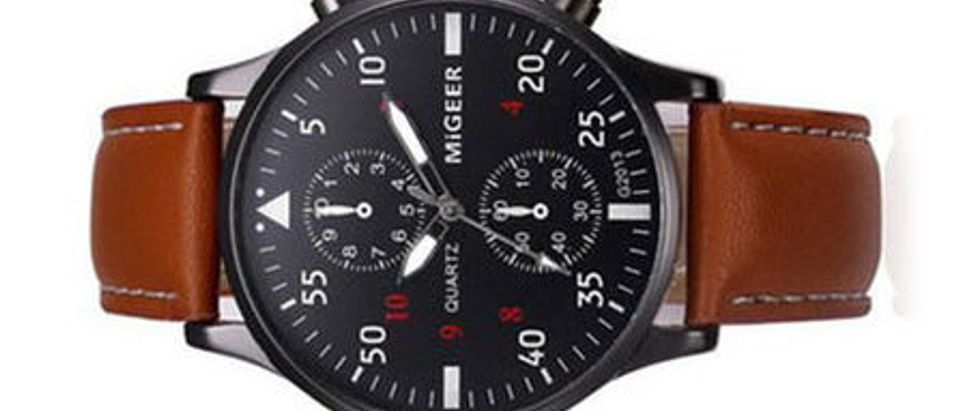 Normally $50, this watch is 72 percent off