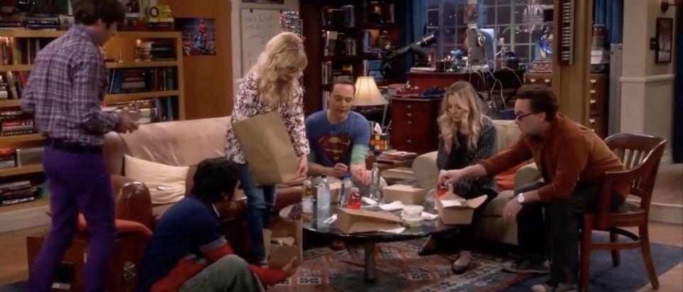 Big Bang Theory (Photo: YouTube Screenshot)