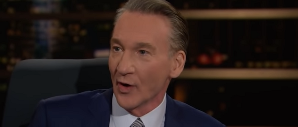 Bill Maher discusses Kavanaugh confirmation (HBO screengrab)