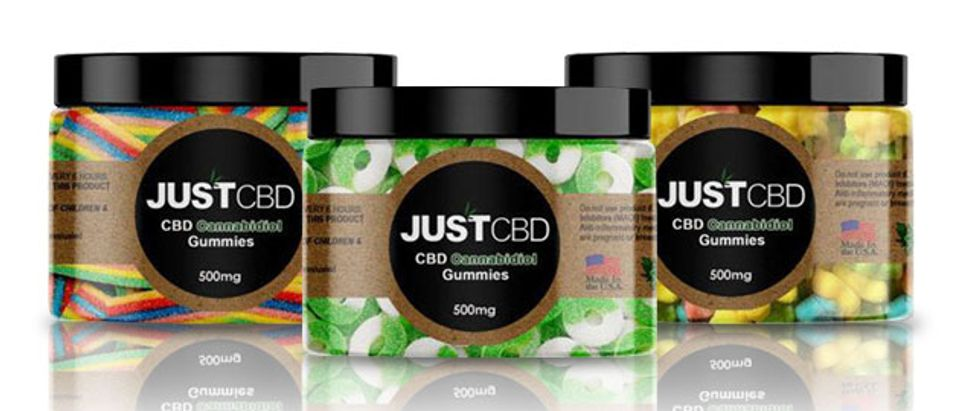 Normally $40, these CBD gummies are 25 percent off