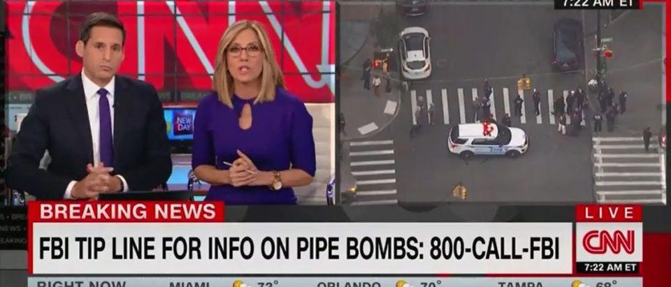 CNN's John Berman Fires Back At Trump After President Criticizes 'Mainstream Media' On Twitter -- New Day 10-25-18
