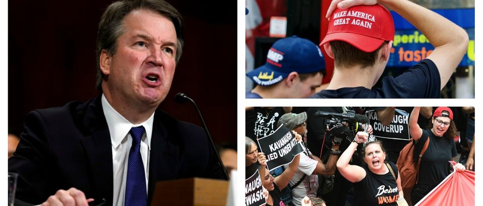Campuses around the country clashed with Supreme Court nominee Brett Kavanaugh.