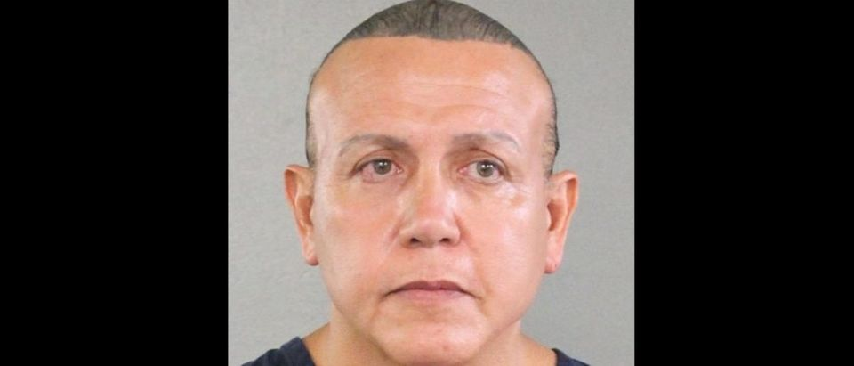 Cesar Sayoc, Jr. (Broward Co. Sheriff's Office)