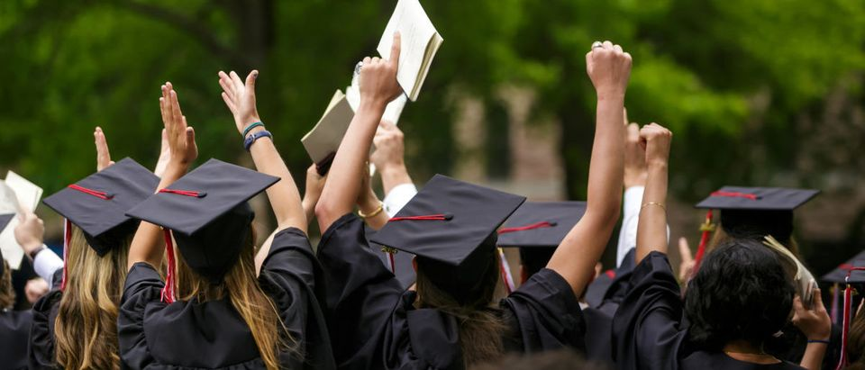 Recent college graduates are seeing the best labor market since the Great Recession.