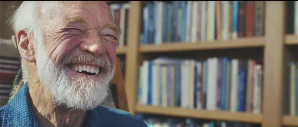 Eugene Peterson speaks about his life, beliefs, and writings (Youtube Screenshot/Navpress)