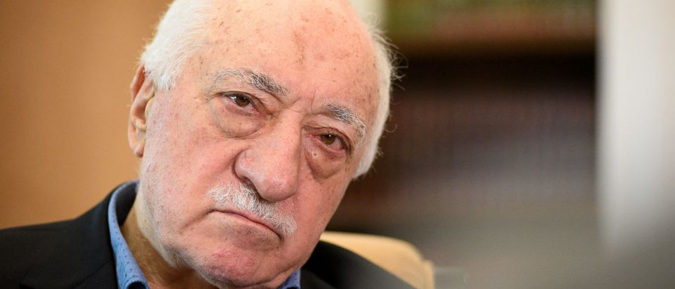 U.S.-based Turkish cleric Fethullah Gulen at his home in Saylorsburg, Pennsylvania, U.S. July 10, 2017. REUTERS/Charles Mostoller/File Photo