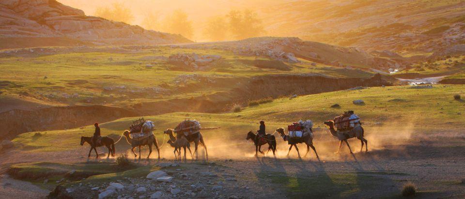 CHINA-XINJIANG-KAZAKHS