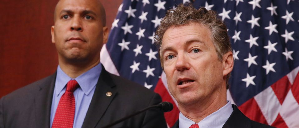 Rand Paul, Cory Booker, And Kristen Gillibrand Discuss Medical Marijuana Bill