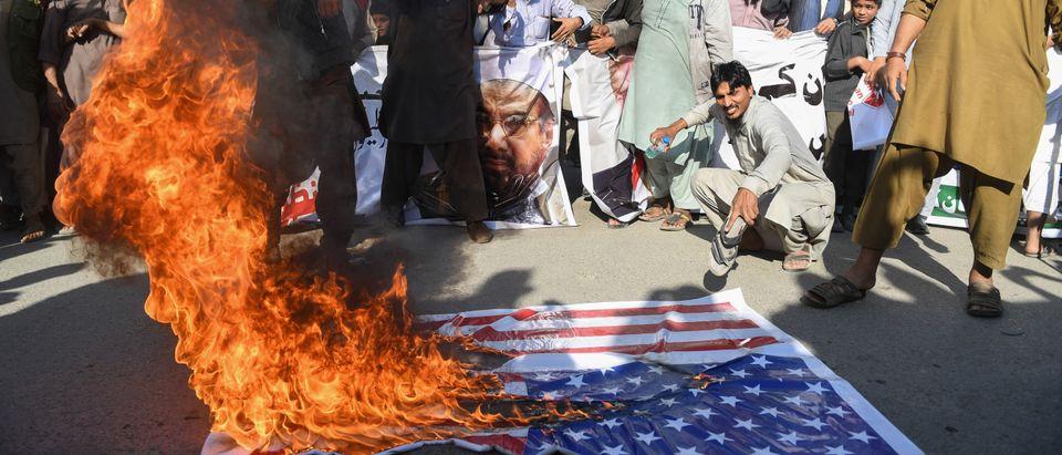 TOPSHOT-PAKISTAN-US-DIPLOMACY-MILITANCY-POLITICS