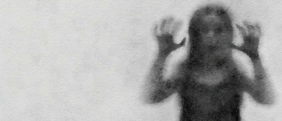 A ghost (Shutterstock/Bundit Yuwannasiri)