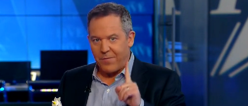 Greg Gutfeld defends Trump Ford comments (Fox News screengrab)
