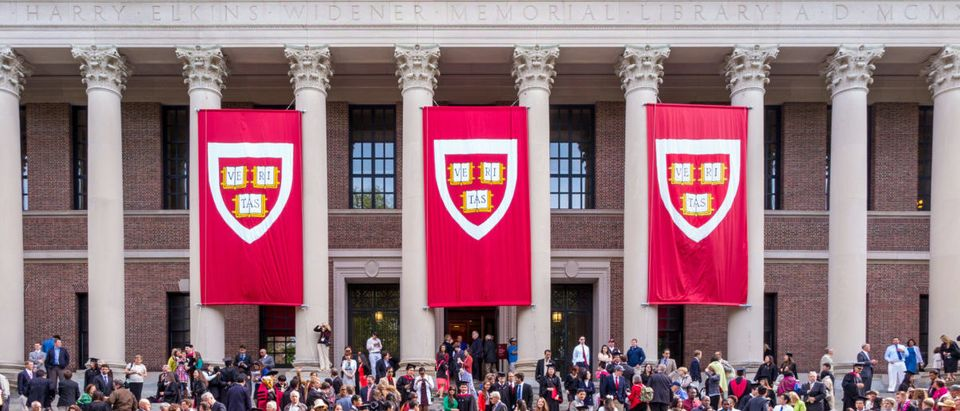 Asian-American applicants to Harvard University had the lowest acceptance rates between 1995 and 2013.