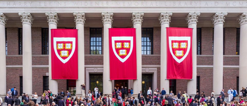 Harvard SHUTTERSTOCK/f11photo