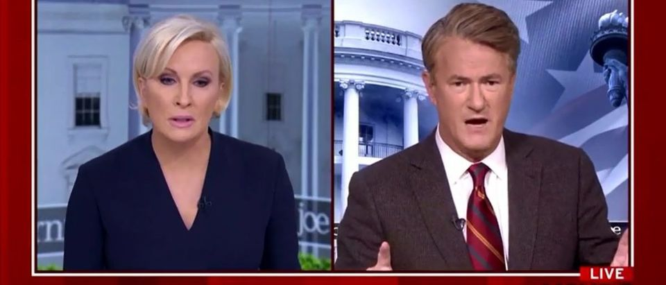 Joe Scarborough Says Media Carried Out Biased Hit Job On Kavanaugh -- 10-3-18