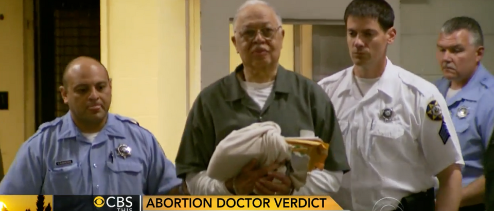 Kermit Gosnell (Youtube screenshot/CBS News)