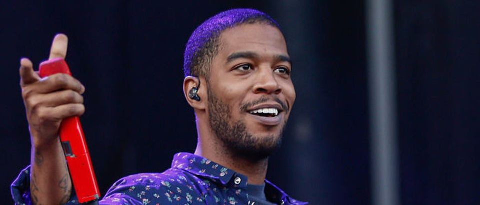 CHICAGO - AUG 01: Kid Cudi performs at 2015 Lollapalooza at Grant Park on August 1, 2015 in Chicago, Illinois (Photo by Michael Hickey/Getty Images)