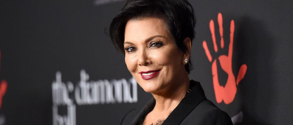 Kris Jenner attends Rihanna's 1st Annual Diamond Ball Benefitting The Clara Lionel Foundation (CLF) at The Vineyard on December 11, 2014 in Beverly Hills, California. (Photo: Getty Images)