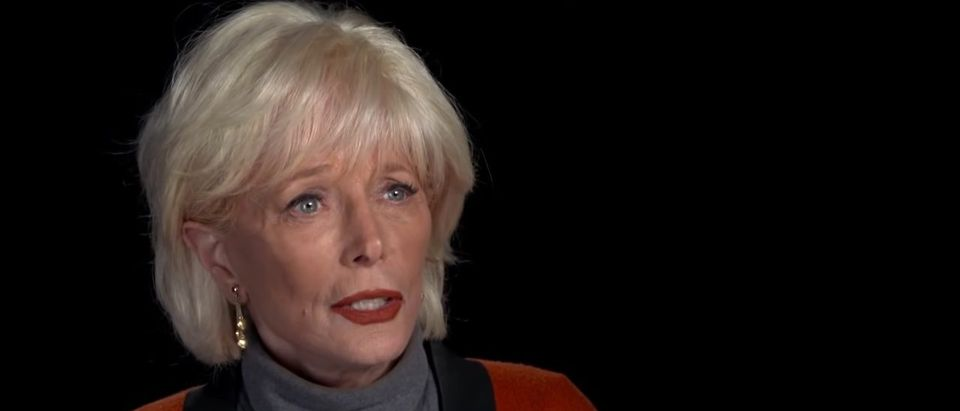 "Leslie Stahl talks about her interview with President Donald Trump on ""60 Minutes Overtime"" on CBS, which aired Sunday, Oct. 14, 2018. (Photo: Screenshot/CBS/YouTube)"