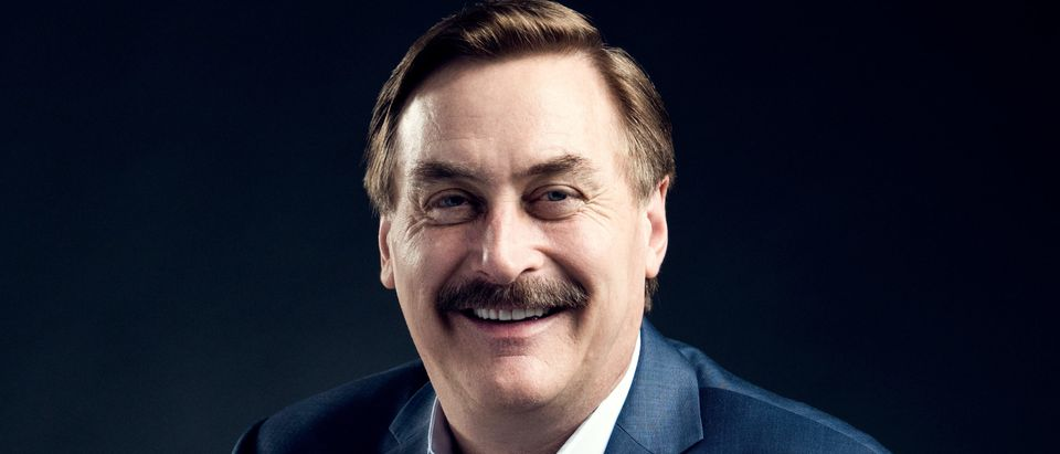 Mike Lindell is the CEO of MyPillow. Photo courtesy of MyPillow