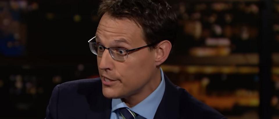 MSNBC correspondent Steve Kornacki on Latino vote (HBO screengrab)