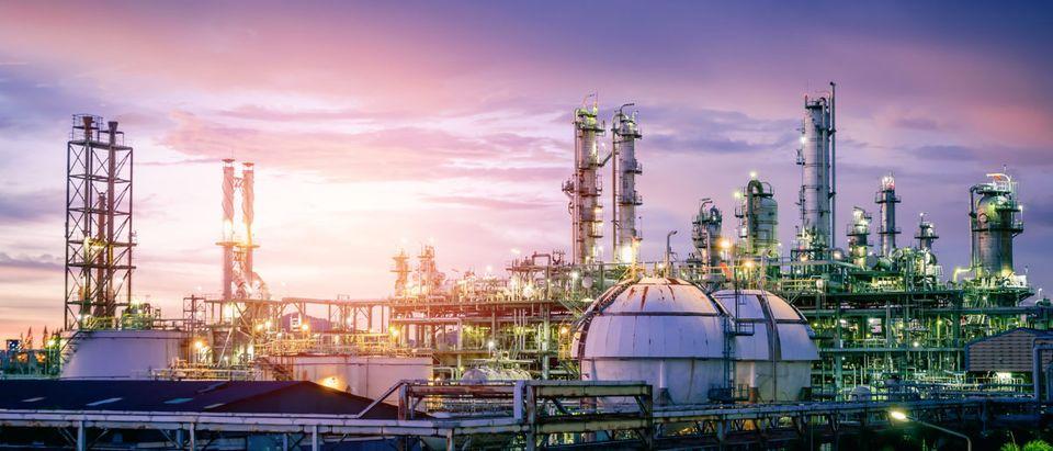 Refinery. Shutterstock