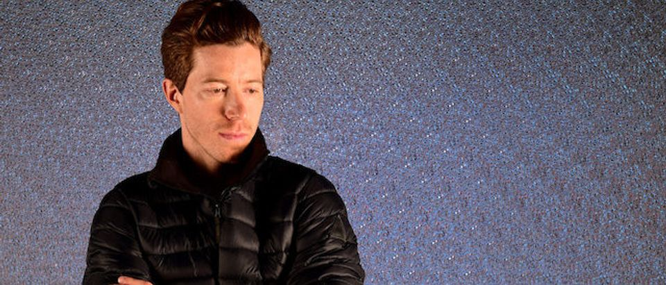 Shaun White poses for a portrait during the Team USA PyeongChang 2018 Winter Olympics portraits on April 25, 2017 in West Hollywood, California. (Photo: Getty Images)