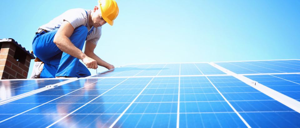 New Jersey's solar industry is at risk of collapse as subsidies are set to go away. Shutterstock