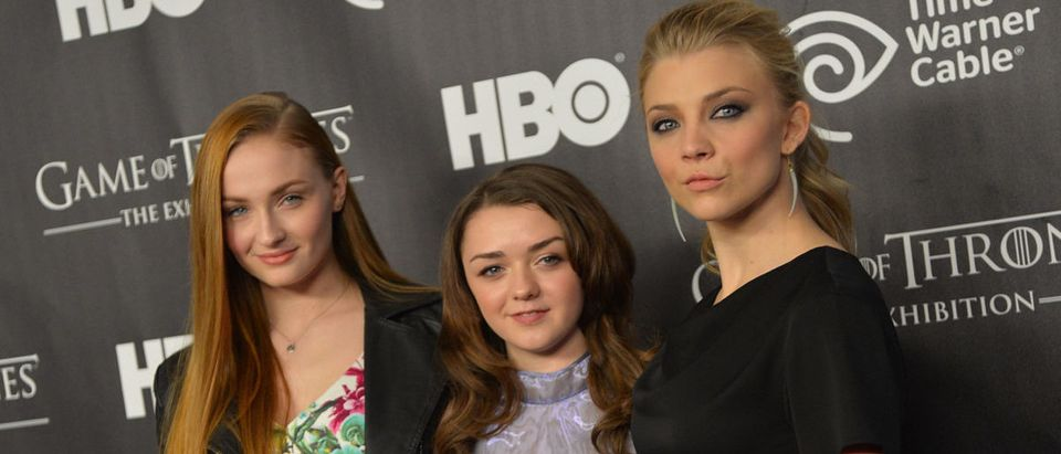 """""""Game Of Thrones"""" The Exhibition New York Opening - Arrivals"""