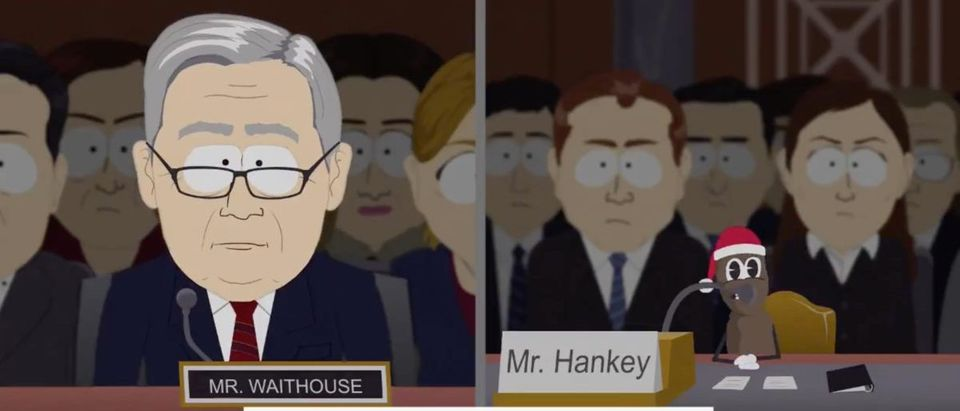 South Park (Credit: Screenshot/Twitter Video South Park)