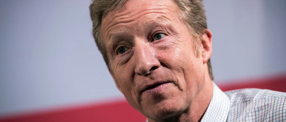 "Tom Steyer Holds ""Need To Impeach"" Town Hall In New York"