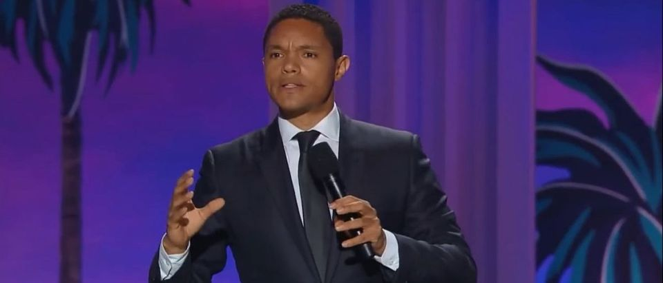 Trevor Noah Says You Don't Have To Be A 'Rocket Scientist' To Connect Trump's Rhetoric To Recent Violence -- Comedy Central Daily Show 10-29-18 (Screenshot/Comedy Central)