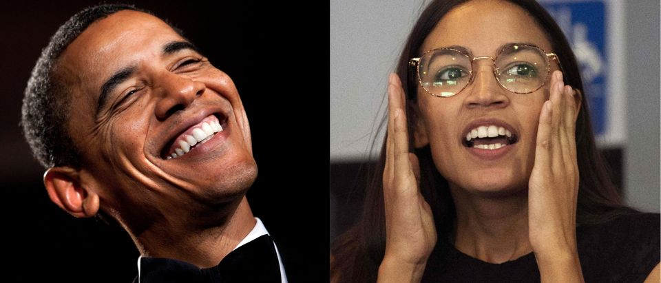 OPINION: Barack Obama's Embrace Of Socialism Is A Troubling Sign Of Things to Come/ Getty Images