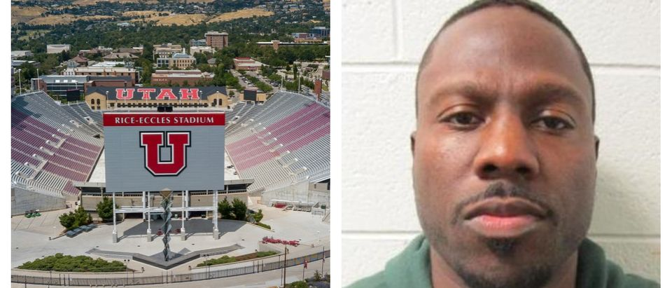 A registered sex offender who is accused of killing a University of Utah student was a security guard.