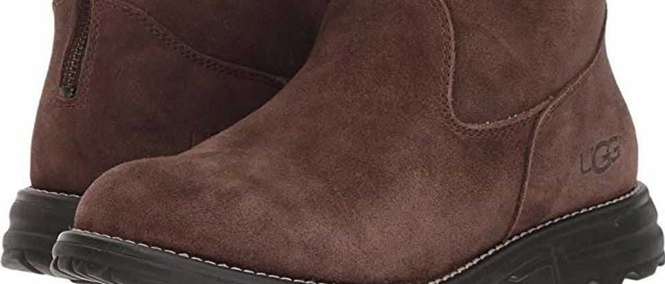 Normally $190, these Ugg boots are 58 percent off (Photo via Amazon)