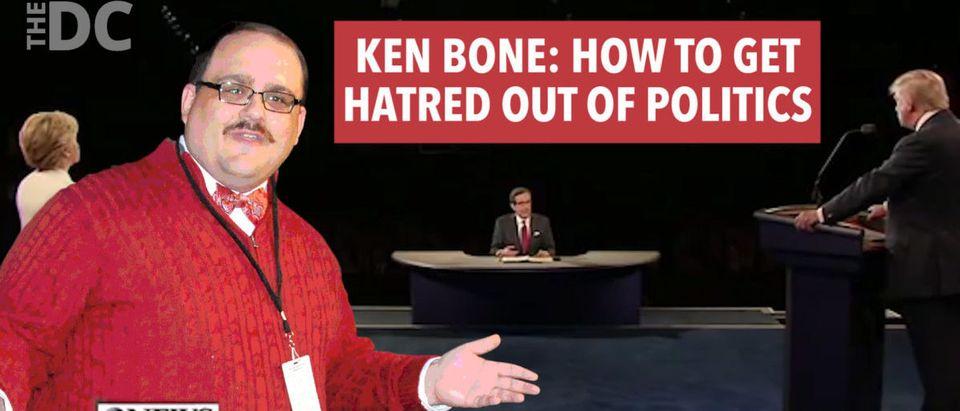 Ken Bone (Photo: The Daily Caller/YouTube)
