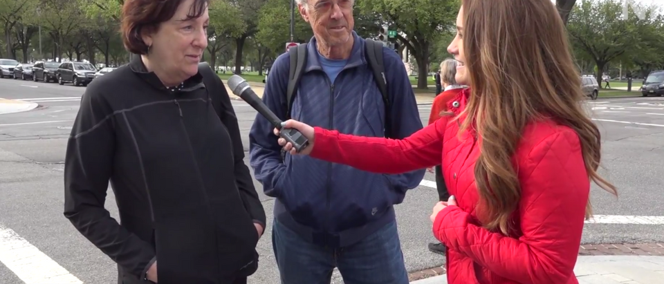 People on the streets of D.C. told TheDCNF whether or not they'd be fine with their significant other cheating on them as long as the other person was an adult. (YouTube/TheDCNF)
