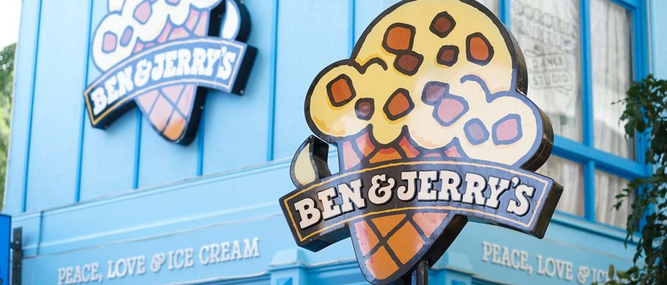 Ben & Jerry's - Shutterstock