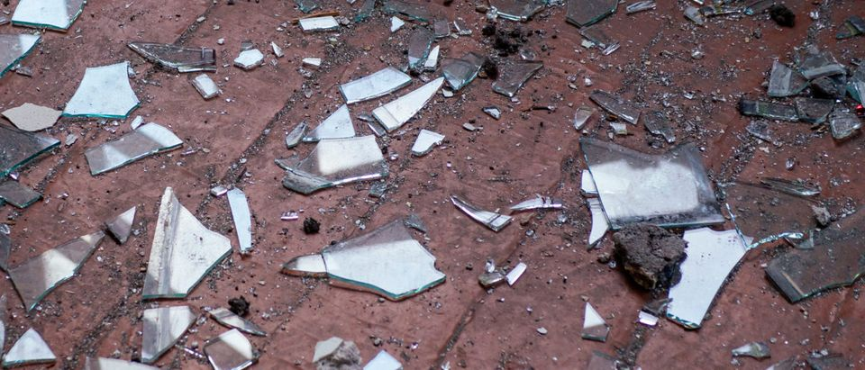 Pipe bombs sent to high-profile Democrats Oct. 24, 2018, allegedly contained shards of glass. Shutterstock image via user yurakrasil