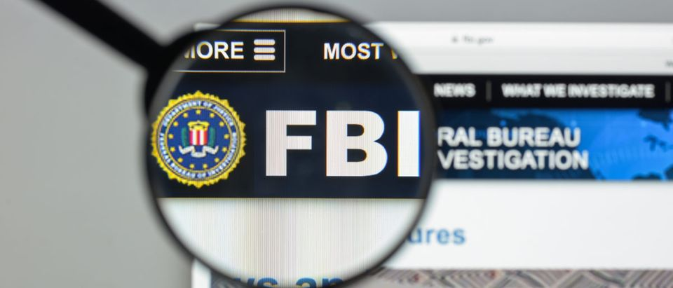 Former FBI agent Terry Albury was sentenced to four years in prison for leaking classified information Oct. 18, 2018. Shutterstock image via user Casimiro PT