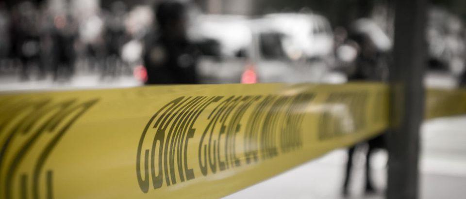 Police Tape (Shutterstock)