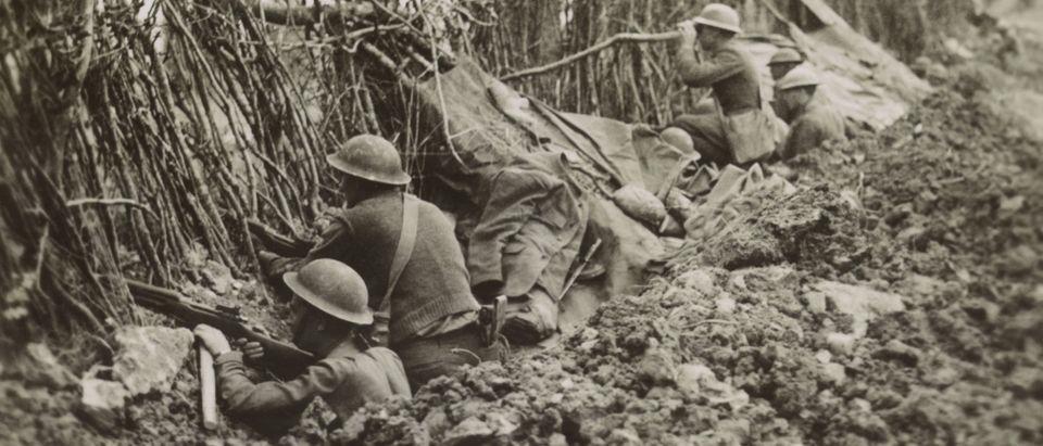 Battle of the Meuse-Argonne, Shutterstock