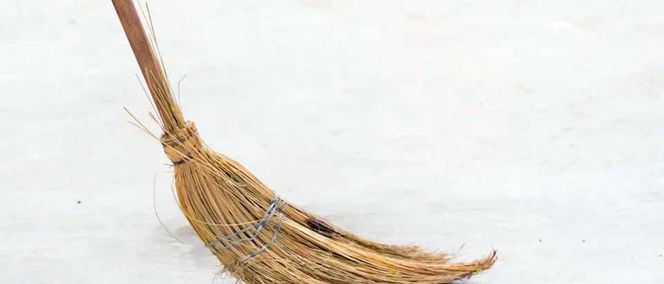 Broom-Shutterstock
