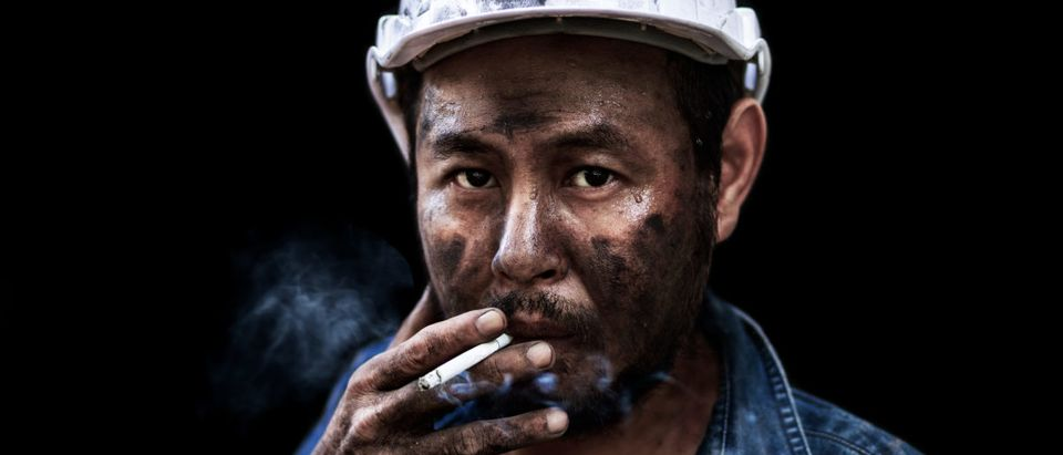 Coal Worker. Shutterstock