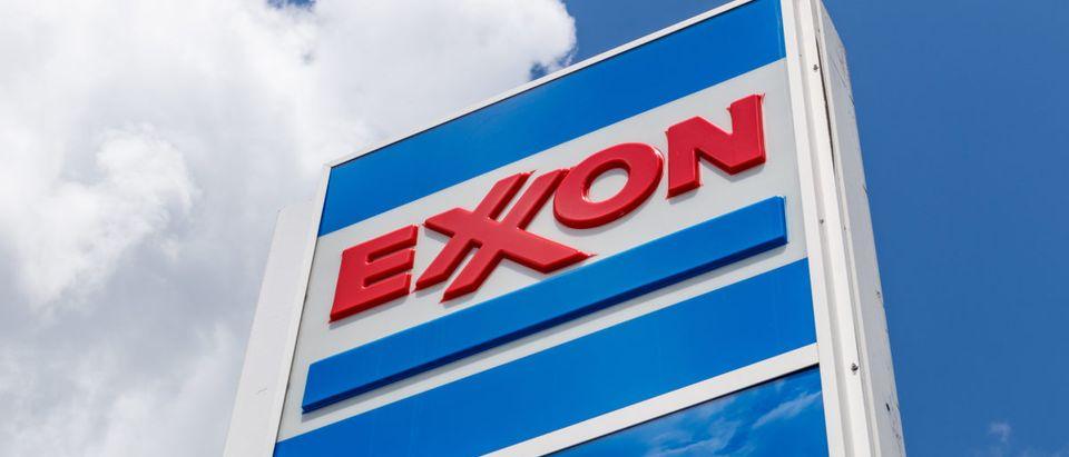 ExxonMobil. Shutterstock
