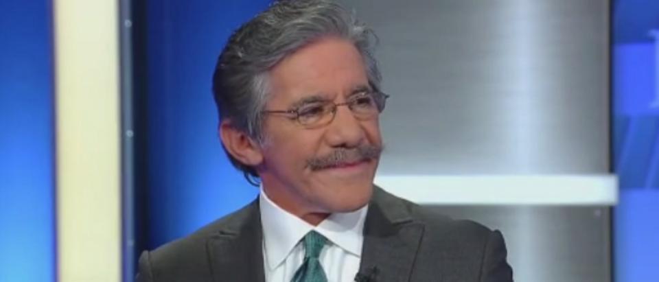 Geraldo Rivera on The Five (Fox News screengrab)